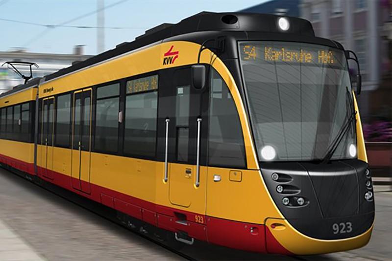 exel_rails_Bombardier_trams_Karlsruhe