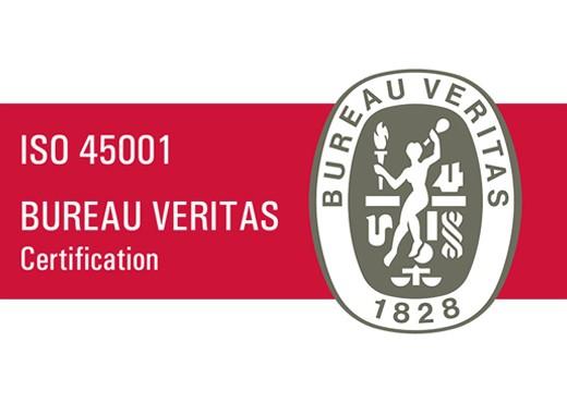 Certificate-45001
