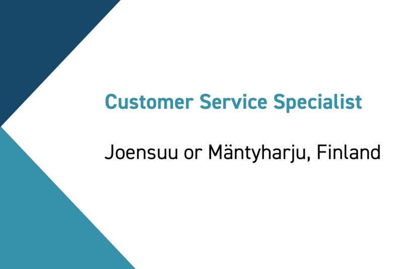 Customer Service Specialist at Exel